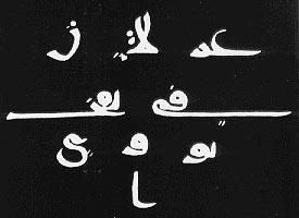 Letras coránicas